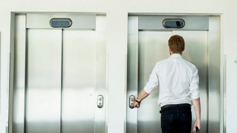 Der Aufzug-Test - Kurz, bündig und auf den Punkt - Elevator Pitch