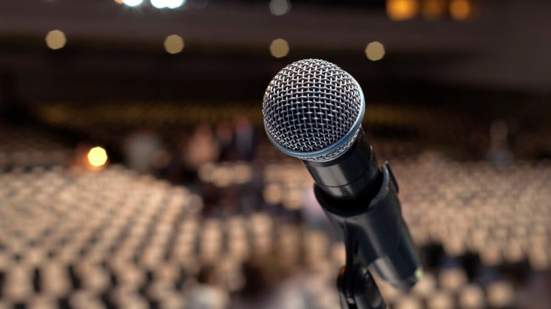 Lampenfieber - 10 Tipps gegen die Aufregung vor der Präsentation