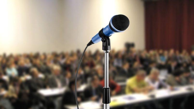Präsentationstechniken - Wie und womit gestalte ich meinen Vortrag